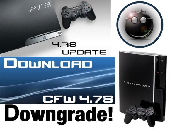 CFW 4.78 PS3 HACK
